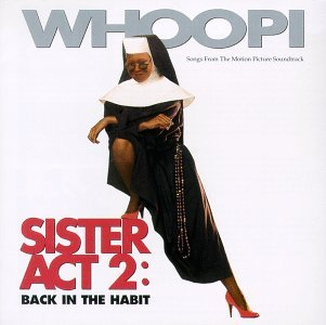 Various Artists Sister Act Ii Hi Five Franklin Nuttin' Nyce Goldberg & Cast