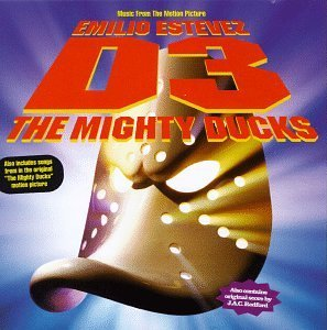 D3 The Mighty Ducks Soundtrack Queen Outfield Poorboys Dr. John Spacehog Coyotes