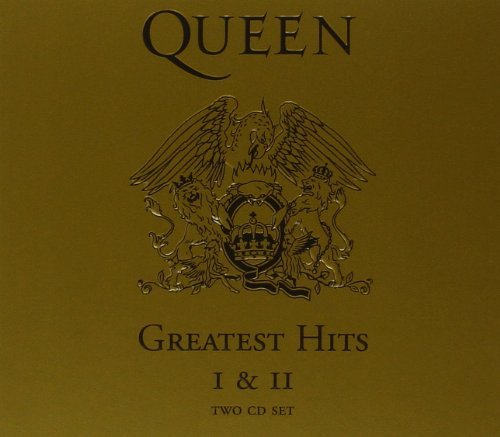 Queen Greatest Hits I & Ii Incl. 40 Pg. Booklet 2 CD