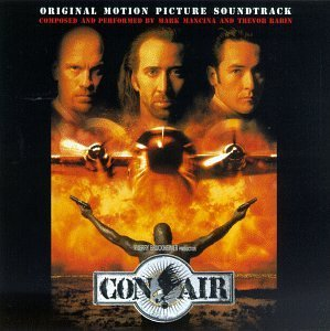 Con Air Soundtrack Hdcd