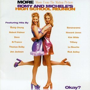 Romy & Michele Ii Soundtrack Wang Chung Lauper No Doubt Devo Dolby Palmer Pretenders