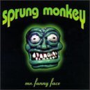 Sprung Monkey Mr. Funny Face