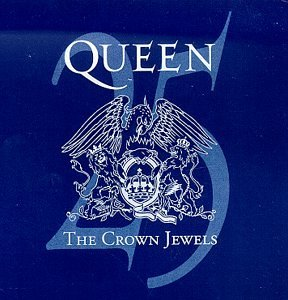 Queen Crown Jewels 8 CD