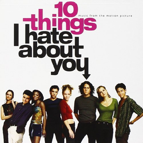 Various Artists Ten Things I Hate About You Letters To Cleo Brick Poe Hdcd Madness Sister Hazel Khaleel