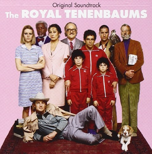 Royal Tenenbaums Soundtrack Coll. Ed. Dylan Lennon Rhodes Clash