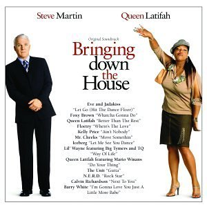 Bringing Down The House Soundtrack Queen Latifah Eve Brown Iceberg Price Floetry Unit