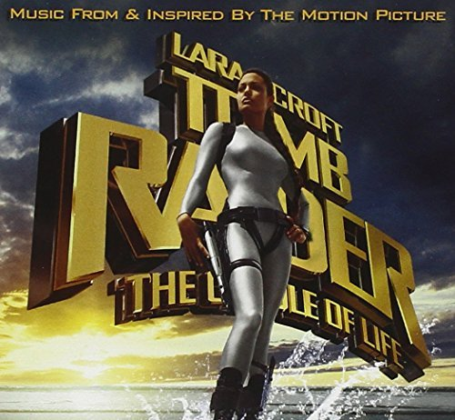 Various Artists Tomb Raider Cradle Of Life