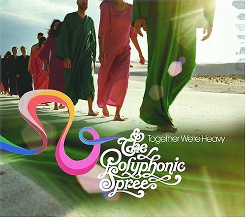 Polyphonic Spree Together We're Heavy Incl. Bonus DVD