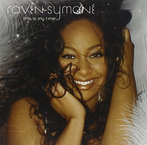 Raven Symone This Is My Time Enhanced CD