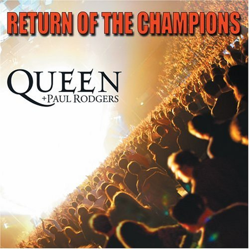 Queen Return Of The Champion Feat. Paul Rodgers 2 CD