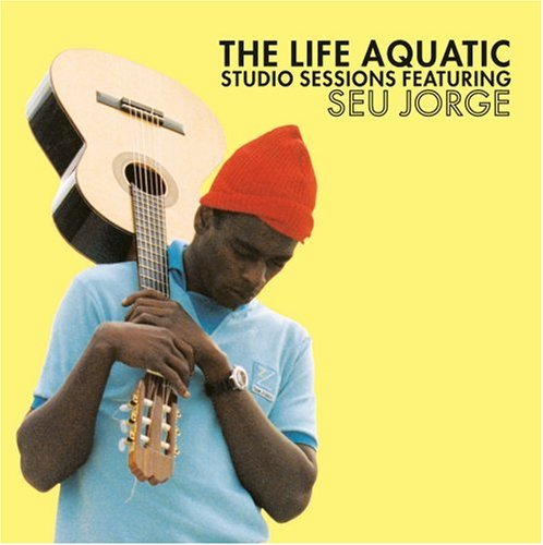 Seu Jorge Life Aquatic Studio Sessions