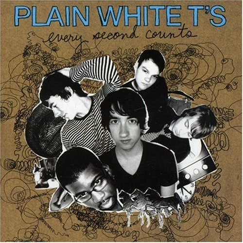 Plain White T's Every Second Counts