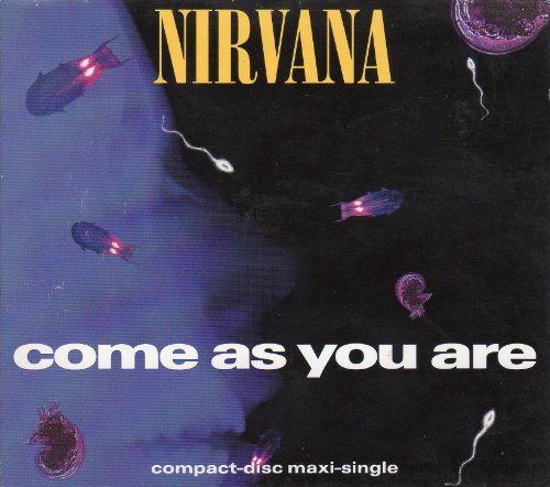 Nirvana Come As You Are School Drain You