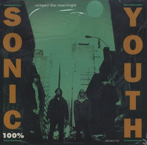 Sonic Youth 100% Genetic Hendrix
