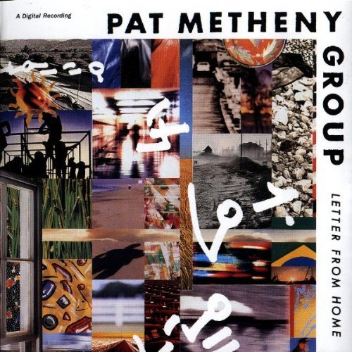 Metheny Pat Letter From Home
