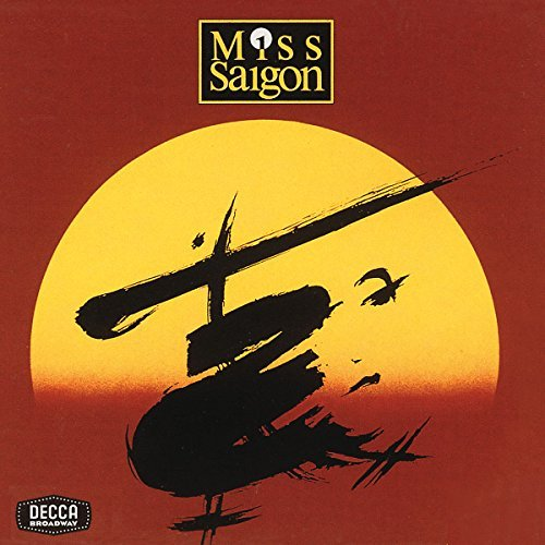 London Cast Miss Saigon 2 CD