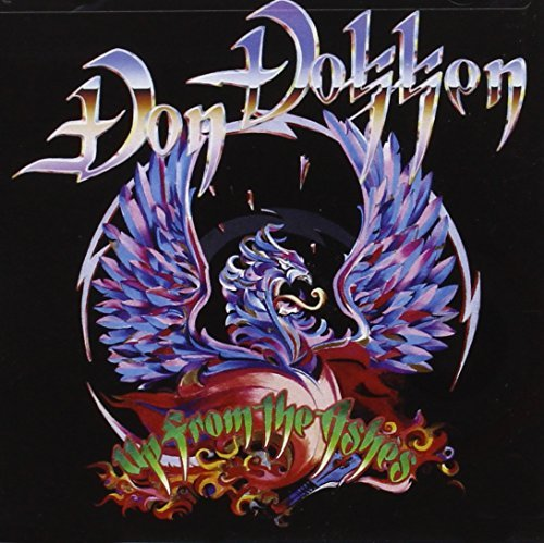 Don Dokken Up From The Ashes