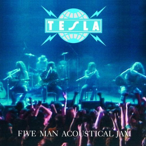 Tesla Five Man Acoustical Jam