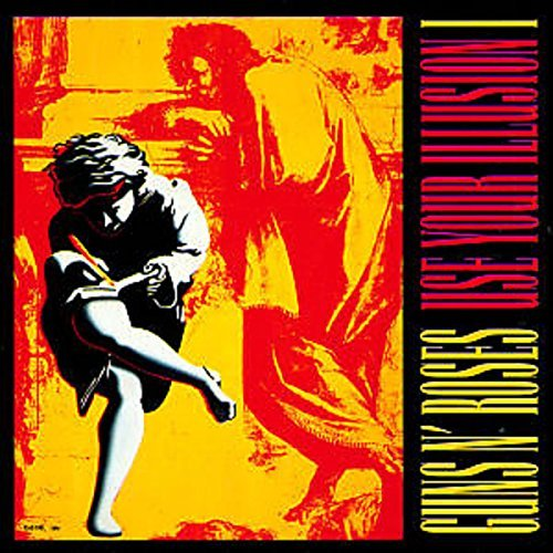 Guns N' Roses Use Your Illusion I Explicit Version 2 Lp