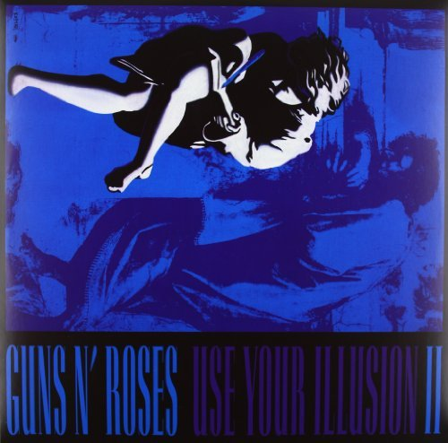 Guns N' Roses Use Your Illusion Ii Explicit Version Deluxe Ed. 2 Lp