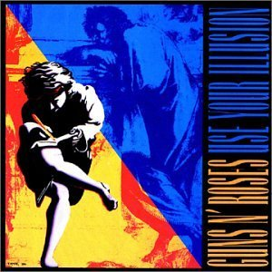 Guns N' Roses Use Your Illusion 1 Explicit Clean Version