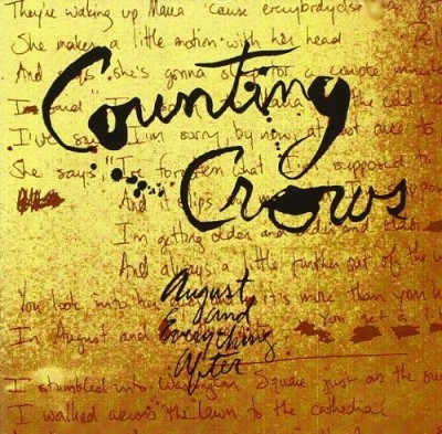 Counting Crows August & Everything After