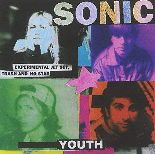 Sonic Youth Experimental Jet Set Trash & N