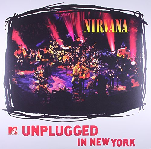 Nirvana Unplugged In New York