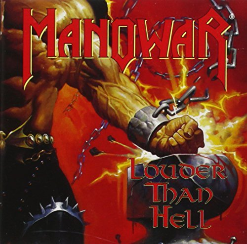 Manowar Louder Than Hell
