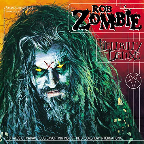 Rob Zombie Hellbilly Deluxe Explicit Version