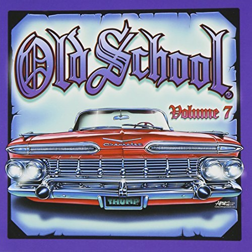 Old School Vol. 7 Old School Kemp Kano Cameo Midnight Star Old School