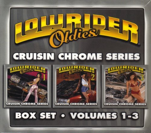 Lowrider Oldies Box Set Lowrider Oldies Box Set Wells Lynn Neville Mason Lewis 3 CD