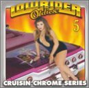 Lowrider Oldies Vol. 5 Cruisin Chrome Series Danleers Dubs Temprees Jive 5 Lowrider Oldies