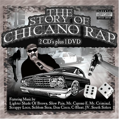 Story Of Chicano Rap Story Of Chicano Rap Explicit Version 2 CD Incl. DVD
