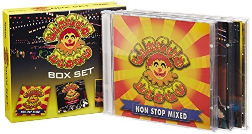 Circus Disco Box Set Circus Disco Box Set 3 CD