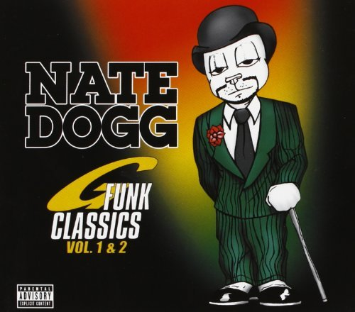 Nate Dogg Vol. 1 2 G Funk Classics Explicit Version 2 CD