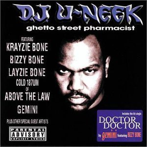 Dj U Neek Ghetto Street Pharmacist Explicit Version