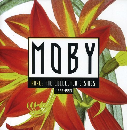 Moby 1989 93 Rare Collected B Sides 2 CD Set