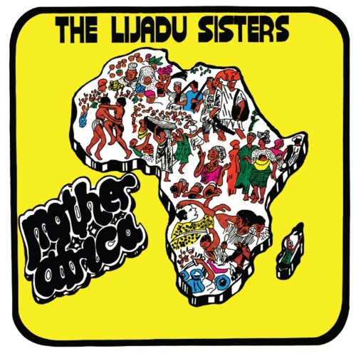 Lijadu Sisters Mother Africa Incl. Download Card