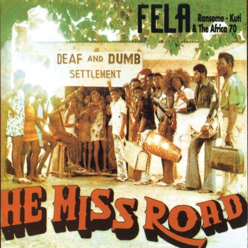Fela Kuti He Miss Road (1975) Expensive 4 CD