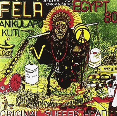 Fela Kuti Original Suffer Head I.T.T.