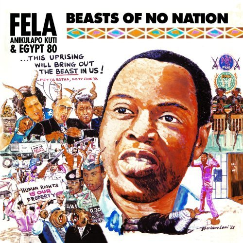Fela Kuti Beasts Of No Nation O.D.O.O