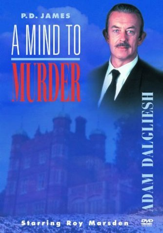 Mind To Murder P.D. James Clr Nr