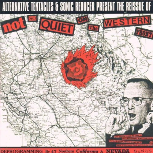 Not So Quiet On The Western Not So Quiet On The Western Fr Dead Kennedys Seven Seconds 2 CD