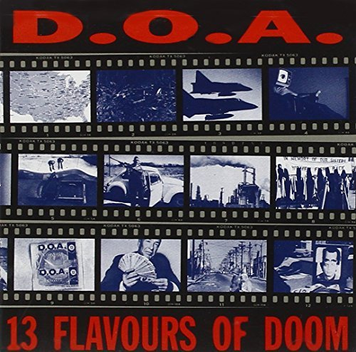 D.O.A. 13 Flavours Of Doom