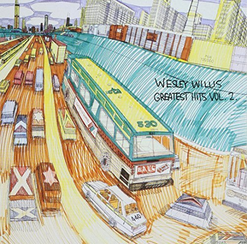 Wesley Willis Vol. 2 Greatest Hits