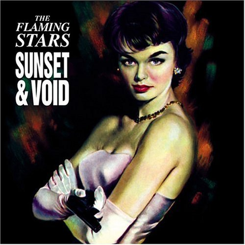 Flaming Stars Sunset & Void