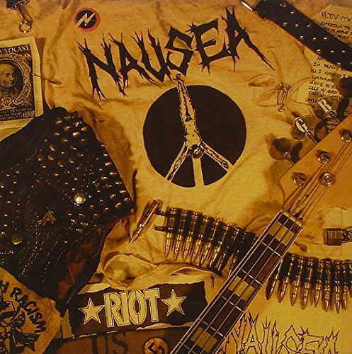 Nausea Vol. 2 Punk Terrorist Antholog Incl. Bonus Tracks