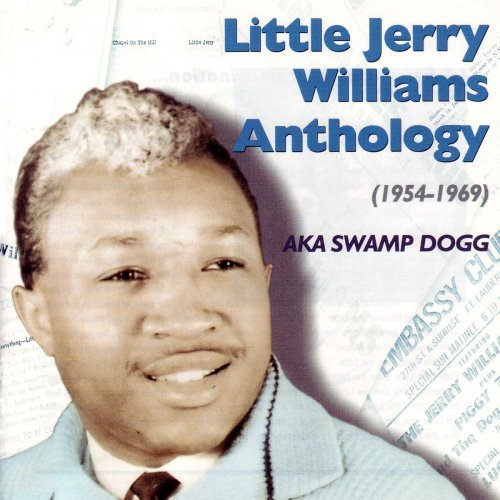 Lil Jerry Williams 1954 69 Little Jerry Williams