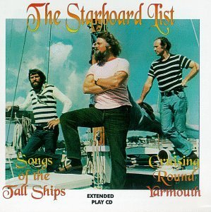 Starboard List Songs Of The Tall Ships